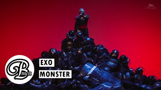 184. EXO - Monster (Bahasa Indonesia - Bmen)