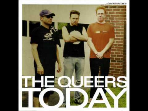 the Queers - I don't want to live on the Moon