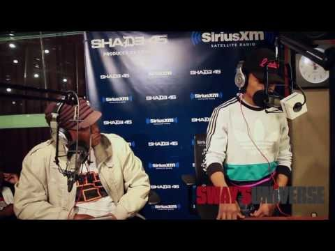 Chance The Rapper Explains Acid Experience on Sway in the Morning