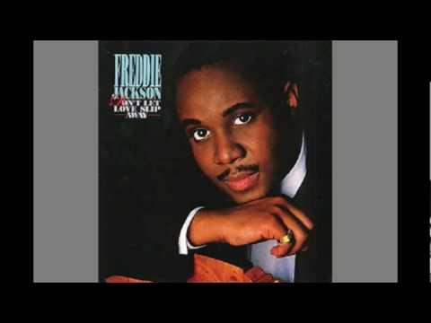 Freddie Jackson - Hey Lover [1988]