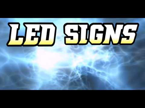 Professional Sign Content 192x384