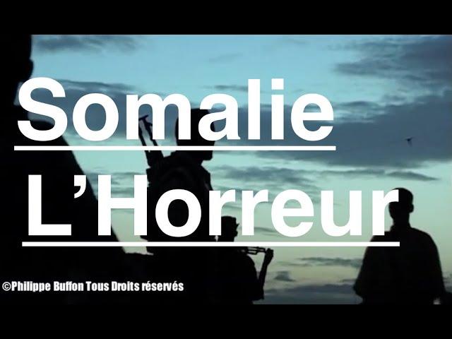 Aprés les attentats du 11 Septembre mon premier reportage en Somalie