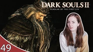 ANCIENT DRAGON & VENDRICK | Dark Souls 2 Gameplay Walkthrough Part 49