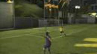 FIFA 08 Demo · Gameplay