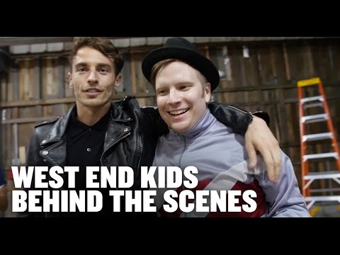 New Politics - West End Kids [Behind the Scenes]