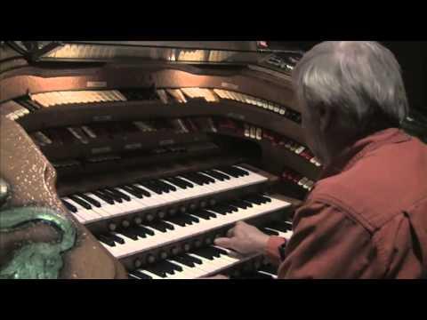 Coronado Theatre Barton Orchestreal Unit Pipe Organ computer upgrade Project