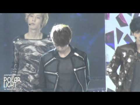 [POLARLIGHT]120917 Beijing Music Billboard Rookie Awards Ceremony MAMA - BAEKHYUN ver.