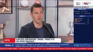 """Turquie-France - """"Le premier responsable, c'est Didier Deschamps"""""""
