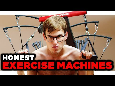 How You Really Use Exercise Machines