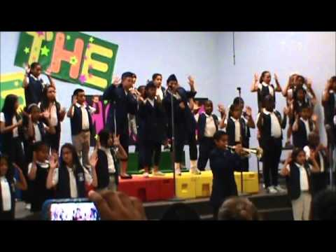 Klenk Elementary School choir