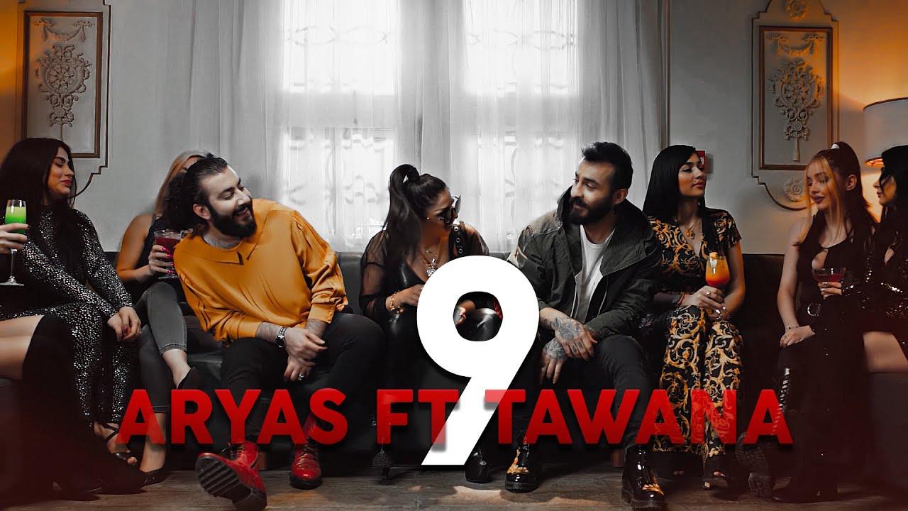 Download Aryas Javan & Twana Saeed - 9   OFFICIAL NEW VIDEO