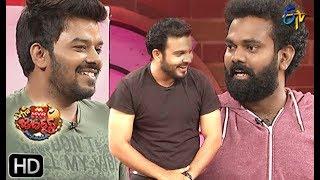 Sudigaali Sudheer Performance | Extra Jabardasth | 1st February 2019   | ETV Telugu