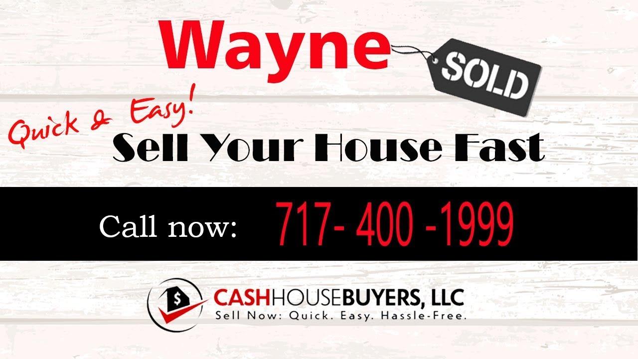 HOW IT WORKS We Buy Houses Wayne PA   CALL 7174001999   Sell Your House Fast Wayne PA