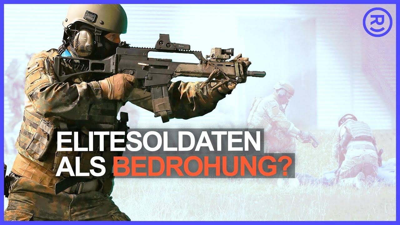 Nazis in der Bundeswehr I Kommando Spezialkräfte KSK