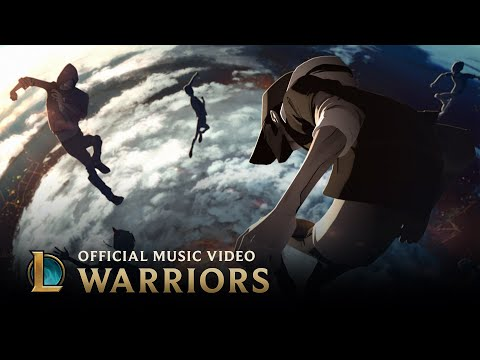 Imagine Dragons: Warriors  Worlds 2014  League of Legends