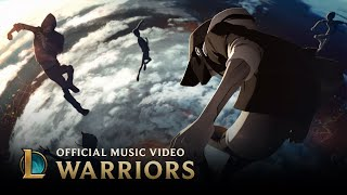 Repeat youtube video Imagine Dragons: Warriors | Worlds 2014 - League of Legends