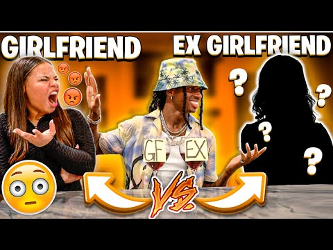 MY GIRLFRIEND VS EX GIRLFRIEND 💔*ALMOST BROKE UP * |