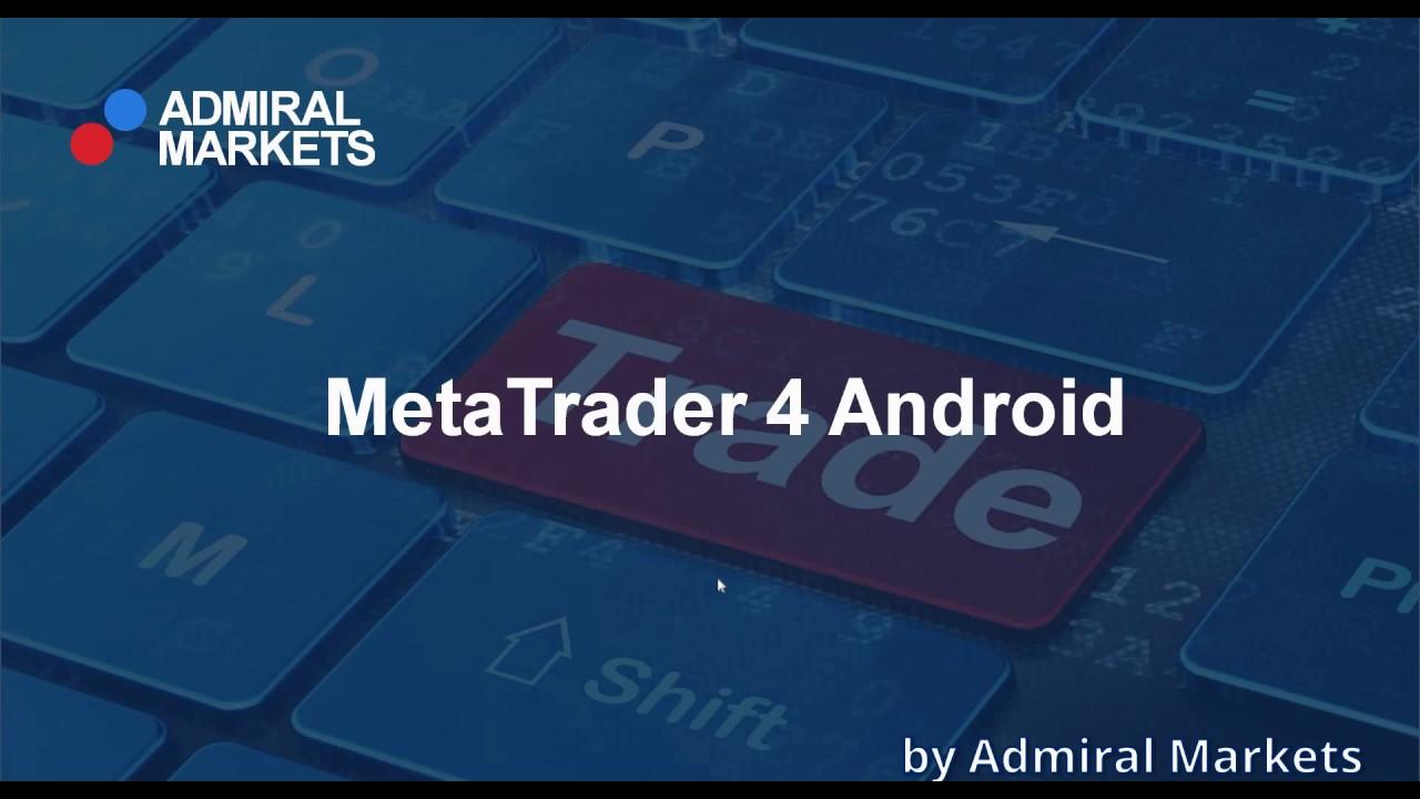 droid pentru platforma de tranzacționare