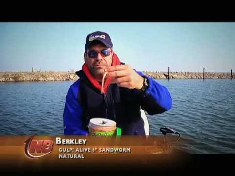 Using the Slow Death Tactic with Berkley GULP! - Season 6 - YouTube
