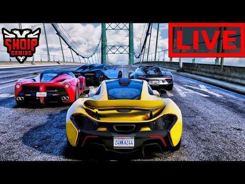 GTA 5 SHQIP Live - Kush po Fiton ?? (+ Fortnite) - SHQIPGaming thumbnail