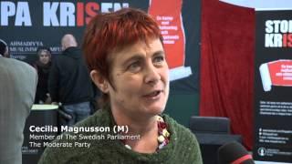 News - Stop the Crisis 2015 [English] - MTA International Sweden Studios
