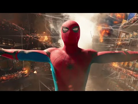 Spider-Man- Homecoming - Hero - Skillet ( Music Video )