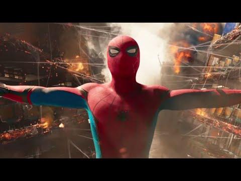 Spider-Man- Homecoming - Hero - Skillet ( Music Video )