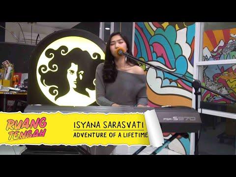 ISYANA SARASVATI - Adventure Of A Lifetime (COLDPLAY COVER LIVE) at Ruang Tengah Prambors