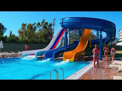 Обзор отеля Timo Resort Hotel 5* 2020 Прогулка по отелю Тимо Резорт Турция