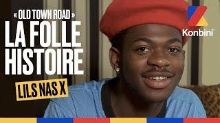 Lil Nas X raconte la folle histoire d'Old Town Road   Konbini Video