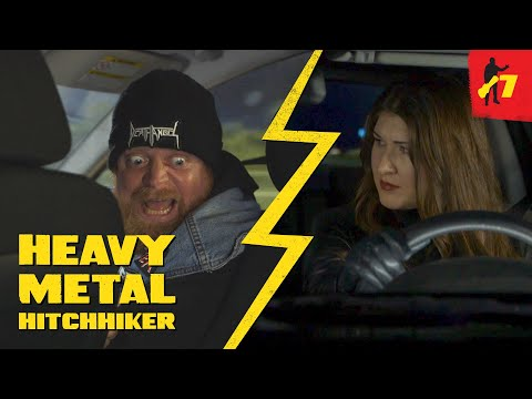 "Heavy Metal Hitchhiker | Ep7: ""Weapons of Death"" episode thumbnail"