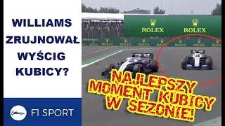Najlepszy moment Kubicy w sezonie! Williams znowu zrujnował mu wyścig? Dwie duże kontrowersje