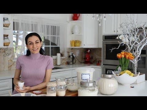 Сказка Про Закваску - Закваска Для Хлеба - Рецепт от Эгине - Heghineh Cooking Show In Russian