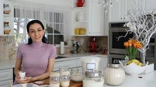 Сказка Про Закваску Закваска Для Хлеба Рецепт от Эгине Heghineh Cooking Show in Russian