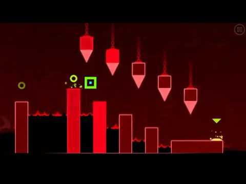 GEOMETRY DASH WORLD - Dashlands - Frontline (1-5)