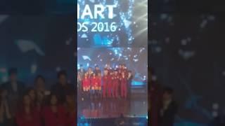 170222 got7 6th gaon chart music awards 2016