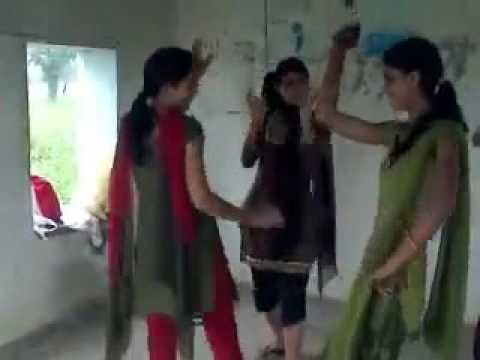 Desi Girl Dance On Rajasthani Dj Songs Marwadi Dance