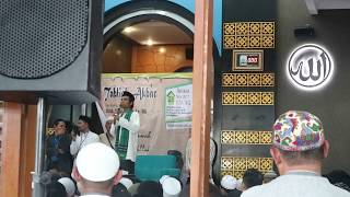 TERBARU LUCU! Kajian Ustadz Abdul Somad di Masjid Baburrahman 28 November 2017 Bandung