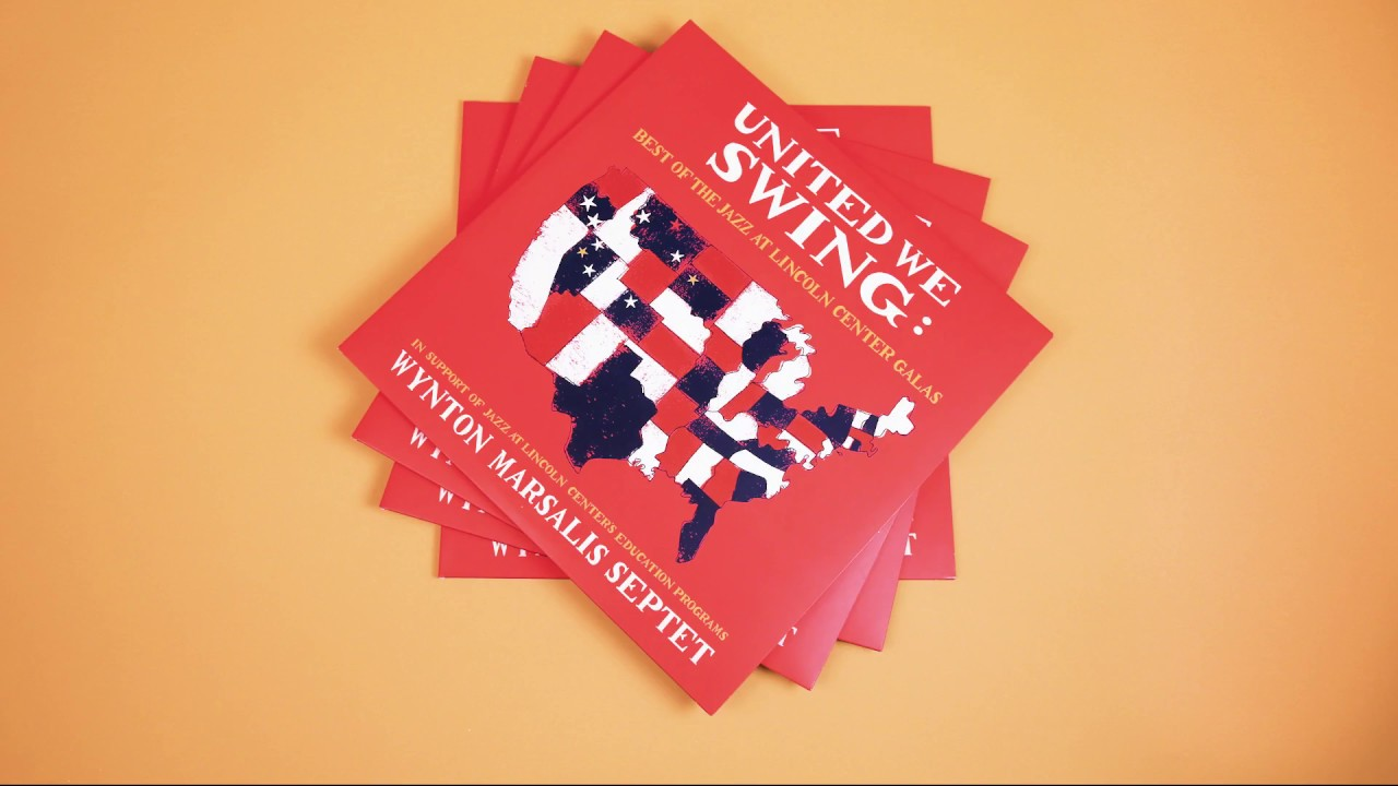 Out now on vinyl: UNITED WE SWING