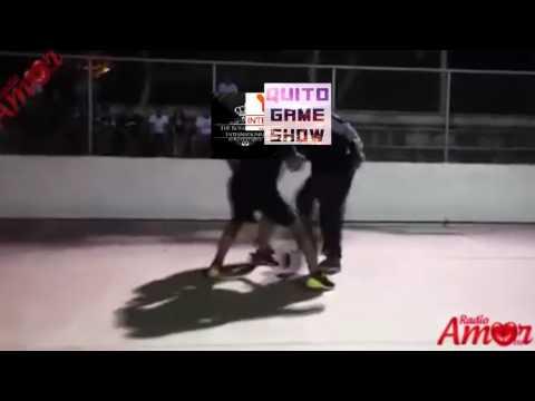 Quito Game Show V.S World