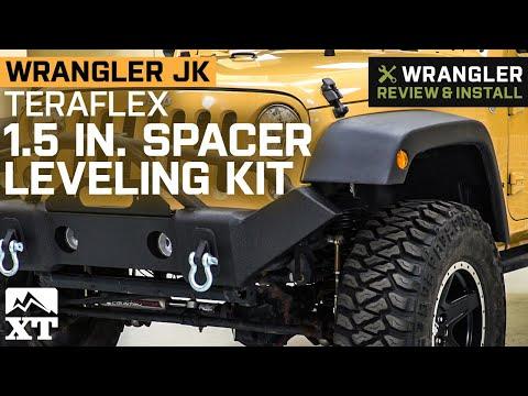jeep-wrangler-jk-teraflex-1.5-in.-spacer-leveling-kit-review-&-install