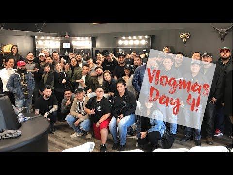 Vlogmas Day 4- Ulysses had his first seminar!!!