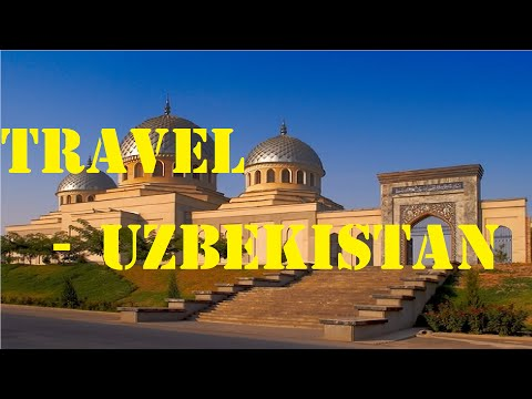 the beautiful tourist attractions ||Travel - Uzbekistan || (Explore the world )