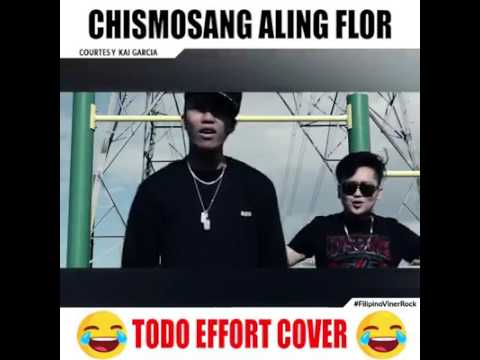 Chismosang Aling Flor - Versace on the Floor CoveR
