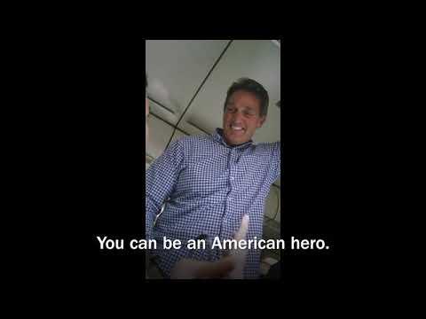 Be A Hero: GOTV Ady General