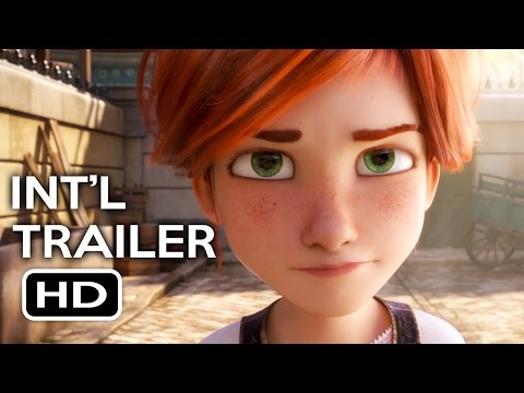 Thumbnail: Ballerina Official International Trailer #1 (2016) Elle Fanning, Maddie Ziegler Animated Movie HD