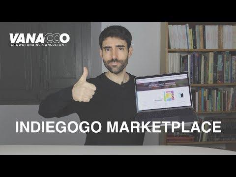 ¿Qué es Indiegogo Marketplace?