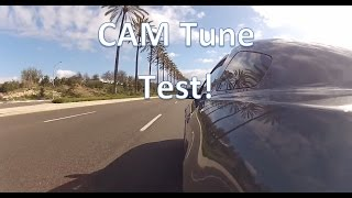 2013 Mustang Gt 5.0 Coyote Cam Tune Test