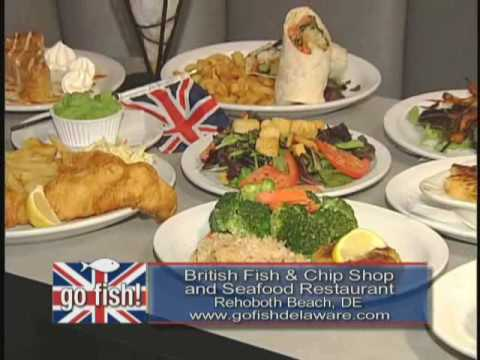 Delaware Seafood Restaurant Voted Best Fish Chips