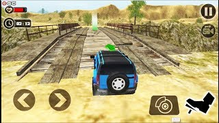 Offroad 4x4 Prado Desert Drive - 4x4 SUV Jeep Driver Games - Android gameplay FHD #2